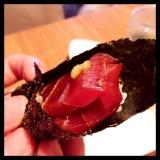 モニター手巻き寿司と角上再びの画像(5枚目)