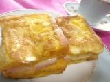「簡単 旨〜い 朝食にモンティクリスト」の画像(1枚目)