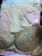 口コミ記事「【育乳ブラ】ペコブラ上下セット☆」の画像
