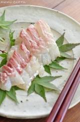 【秘技】手軽に作る☆おいしい♪「なんちゃって☆鯛の昆布締め」【レシピ有り】の画像(2枚目)