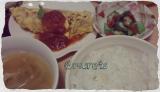 「夕御飯」の画像(1枚目)