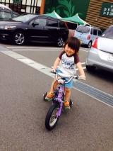 自転車☆の画像(1枚目)