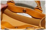 「クロールバリエでカラーオーダーしたミニバッグが可愛い件。」の画像(4枚目)