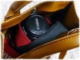 「クロールバリエでカラーオーダーしたミニバッグが可愛い件。」の画像(5枚目)