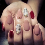 「大人の秋」ネイルアートコンテストでジェルネイルキットを5名様プレゼント★お題はハロウィンの投稿画像