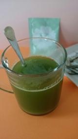 葉酸たーっぷり美感青汁-healthy-