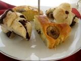 「バナナ焼きケーキ」の画像(2枚目)