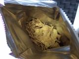 「湖池屋さん~グリルドポークのバルサミコソース味のトルティアチップス~」の画像(2枚目)