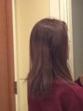 痛んだ髪がキレイになりました。