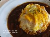 Food thanks「びっくりドンキー デミグラスハヤシ」の画像(2枚目)