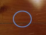 【ファニチャーマーカー】で猫の爪跡を補修!の画像(6枚目)