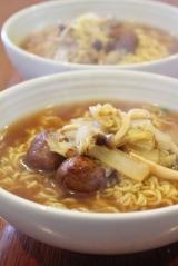 袋麺「醤油ラーメン」「和風醤油ラーメン」を食す by 大黒食品の画像(5枚目)