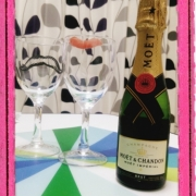 「まずはシャンパン」日清フーズ 『ワインでパスタしよう』フォトコンテストで冷凍パスタをプレゼントの投稿画像