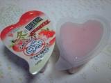 冬の蒟蒻畑いちごミルクやっぱりおいしい!の画像(3枚目)