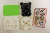 3Dパンダのデコご飯☆の画像(3枚目)