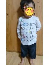 おそろいの子供服でお出掛けしよう(*^^*)の画像(5枚目)