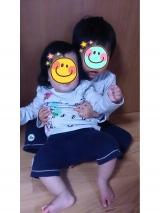おそろいの子供服でお出掛けしよう(*^^*)の画像(8枚目)