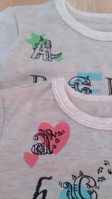 おそろいの子供服でお出掛けしよう(*^^*)の画像(2枚目)