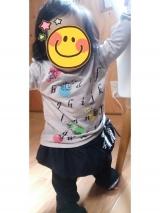 おそろいの子供服でお出掛けしよう(*^^*)の画像(6枚目)