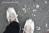 外反母趾でも長時間でもすいすい歩ける旅にでたくなるウォーキングシューズの画像(7枚目)