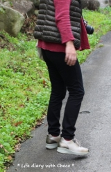 外反母趾でも長時間でもすいすい歩ける旅にでたくなるウォーキングシューズの画像(2枚目)
