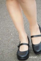 立ち仕事の必需品 楽でキレイに履ける靴 25㎝まで対応「らくらくパンプス」が超ラクだったの画像(7枚目)