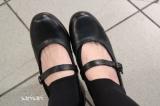 立ち仕事の必需品 楽でキレイに履ける靴 25㎝まで対応「らくらくパンプス」が超ラクだったの画像(6枚目)