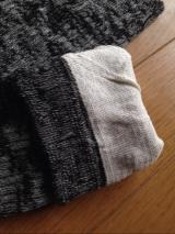 手もと足もとの保温に、天然繊維で柔らかい☆★シルクこっとんカバー★☆を試してみました。の画像(5枚目)