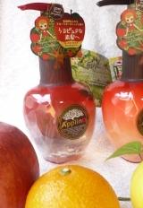 """100%フルーツオーガニックとりんごのヘアケア""""アップリノ""""使ってみました!の画像(4枚目)"""