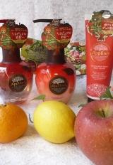 """100%フルーツオーガニックとりんごのヘアケア""""アップリノ""""使ってみました!の画像(1枚目)"""