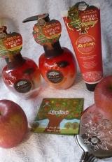 """100%フルーツオーガニックとりんごのヘアケア""""アップリノ""""使ってみました!の画像(2枚目)"""