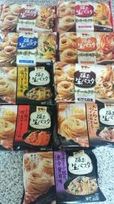 「弾む生パスタ マ・マーFROZEN FOOD ②」の画像(1枚目)