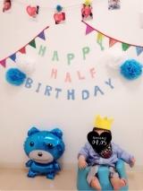「♡Half Birthday♡」の画像(1枚目)