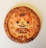 祝卒園☆妖怪メダルクッキーの画像(1枚目)