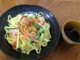 シマダヤ ざる麺の画像(3枚目)
