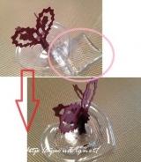 【完成!】*6時間で咲くハート「マジックラブツリー ミニ」を咲かせてみました♪の画像(2枚目)