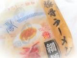 「【クイック2分‼︎】大黒軒 細麺 豚骨ラーメン ★」の画像(3枚目)
