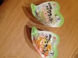 蒟蒻畑 ララクラッシュ新商品《メロン、オレンジ》の画像(2枚目)