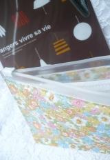 【アンジェ】花粉症さんのマスク収納に◎キュートな華やぎ柄の抗菌ポーチ使いました!の画像(5枚目)