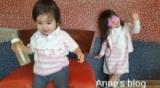 姉妹お揃いコーデ☆シャツ&シャツワンピの画像(5枚目)