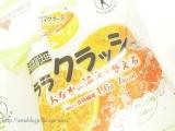 【マンナンライフ】 蒟蒻畑 ララクラッシュ メロン味・オレンジ味の画像(3枚目)