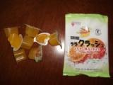 蒟蒻畑ララクラッシュ新商品(メロン味・オレンジ味)オレンジ編の画像(5枚目)