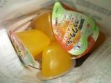 蒟蒻畑ララクラッシュ新商品(メロン味・オレンジ味)オレンジ編の画像(4枚目)