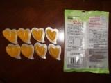 蒟蒻畑ララクラッシュ新商品(メロン味・オレンジ味)オレンジ編の画像(8枚目)