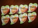 蒟蒻畑ララクラッシュ新商品(メロン味・オレンジ味)オレンジ編の画像(7枚目)