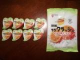 蒟蒻畑ララクラッシュ新商品(メロン味・オレンジ味)オレンジ編の画像(6枚目)
