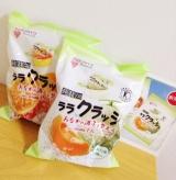 モニター✴︎蒟蒻畑ララクラッシュ メロン味・オレンジ味の画像(1枚目)