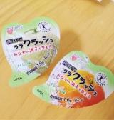 モニター✴︎蒟蒻畑ララクラッシュ メロン味・オレンジ味の画像(2枚目)