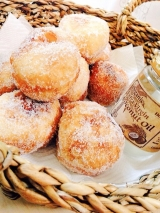 むっちり林檎ドーナツはココナッツオイルで絶品★【その効果無限大】の画像(6枚目)