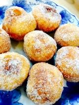 むっちり林檎ドーナツはココナッツオイルで絶品★【その効果無限大】の画像(14枚目)